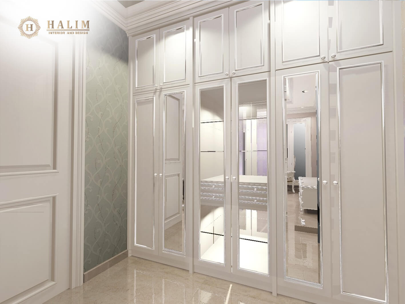 Halim, Interior, modern, furniture, contemporer american style, minimalist, european, classic, surabaya, 3 Pakuwon City