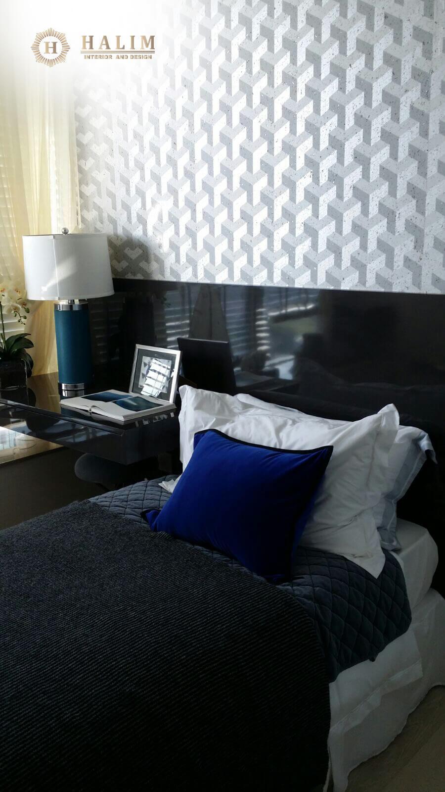 Halim interior modern furniture contemporer american style minimalist european