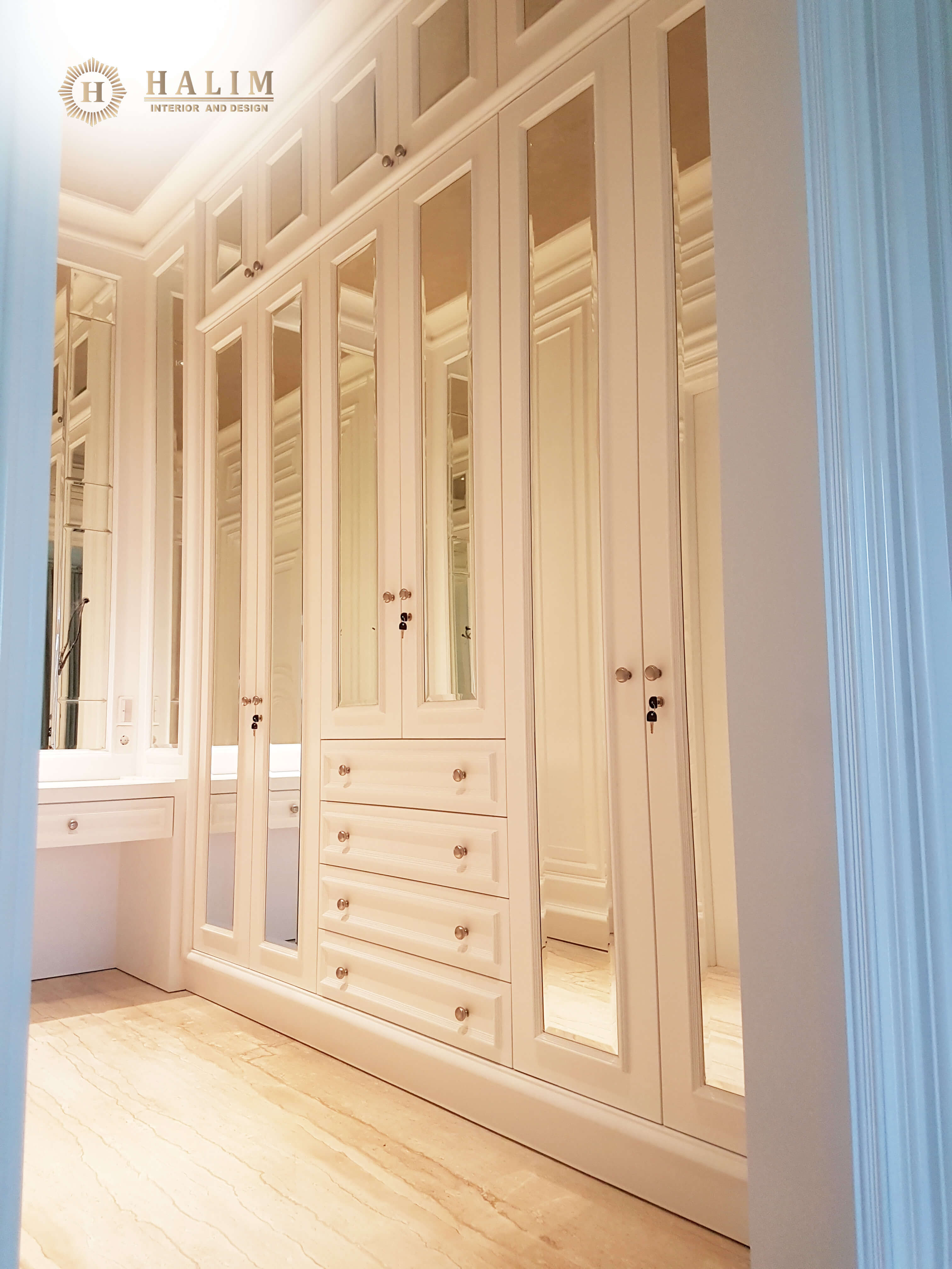 Halim, Interior, modern, furniture, contemporer american style, minimalist, european, classic, surabaya, Kertajaya 11. Kamar Anak Perempuan
