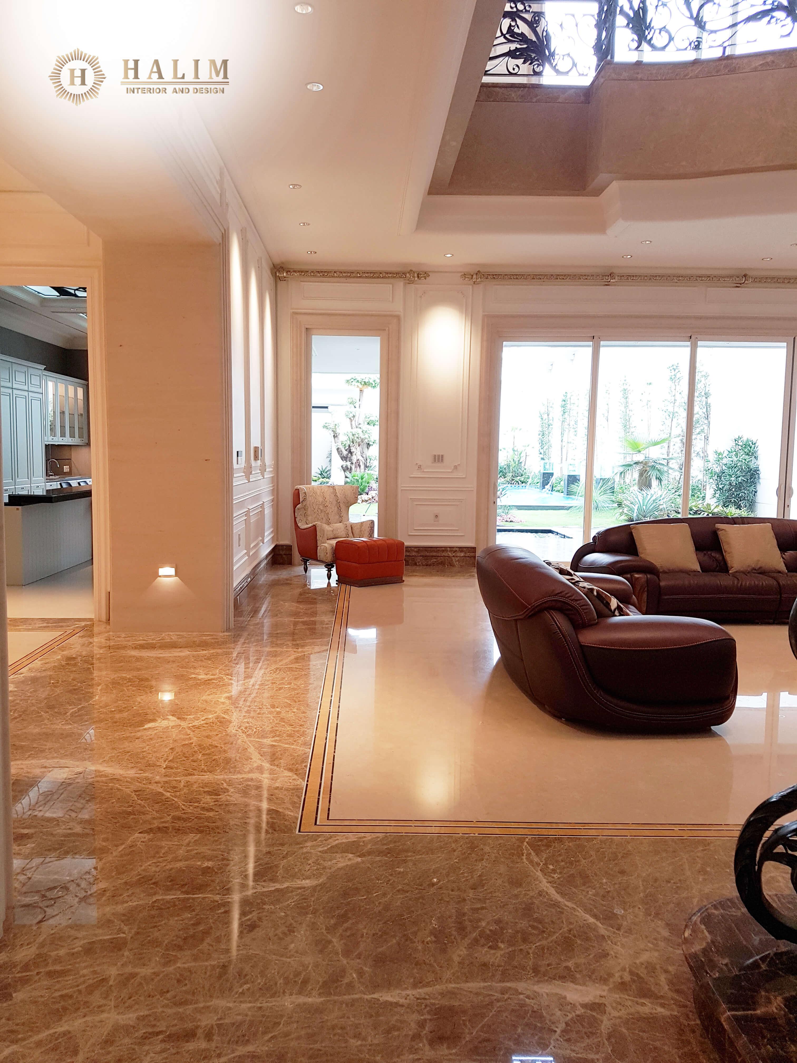 Halim, Interior, modern, furniture, contemporer american style, minimalist, european, classic, surabaya, Kertajaya 2B. Ruang Keluarga Lt 1