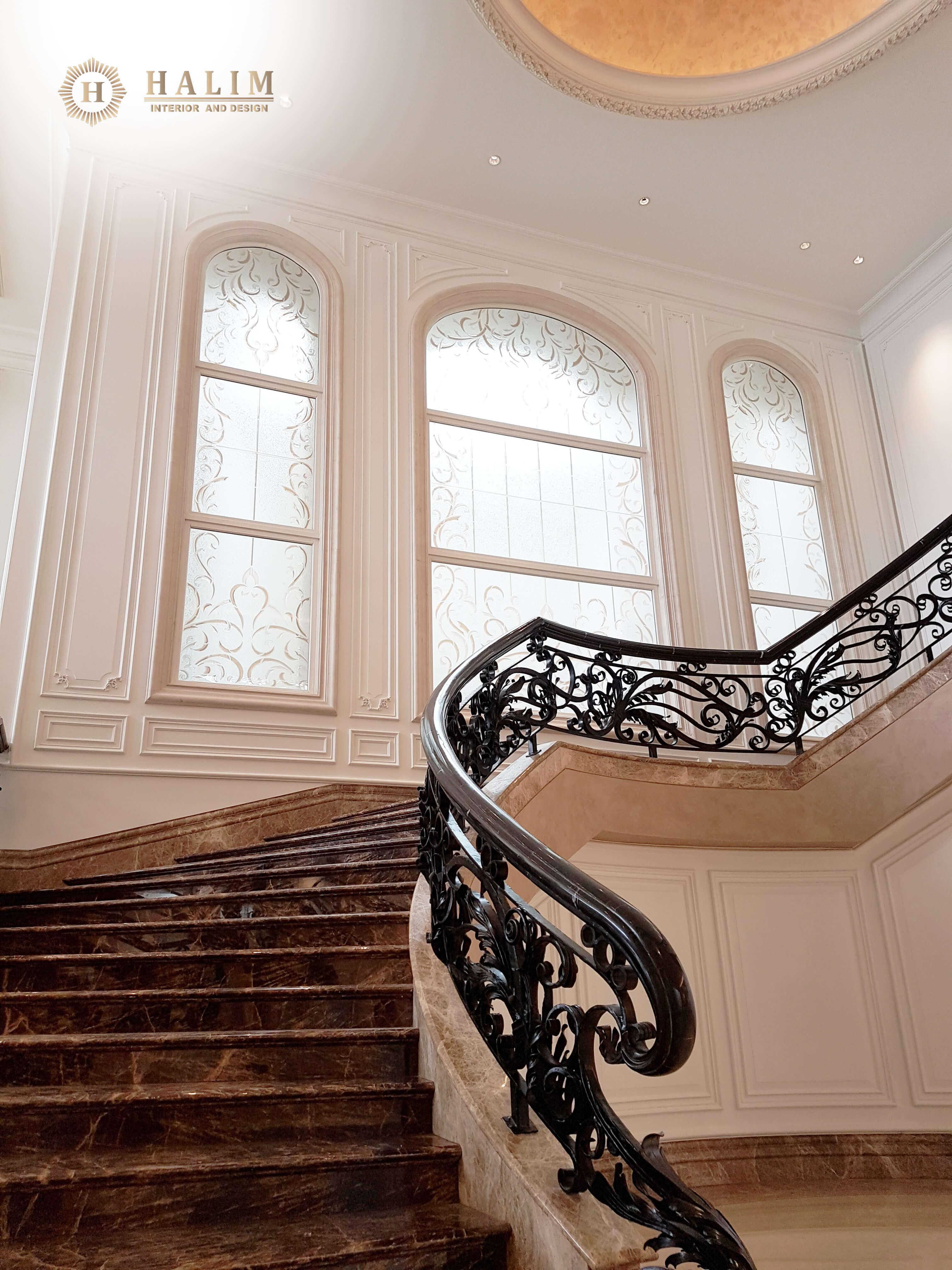 Halim, Interior, modern, furniture, contemporer american style, minimalist, european, classic, surabaya, Kertajaya 2D. Staiway