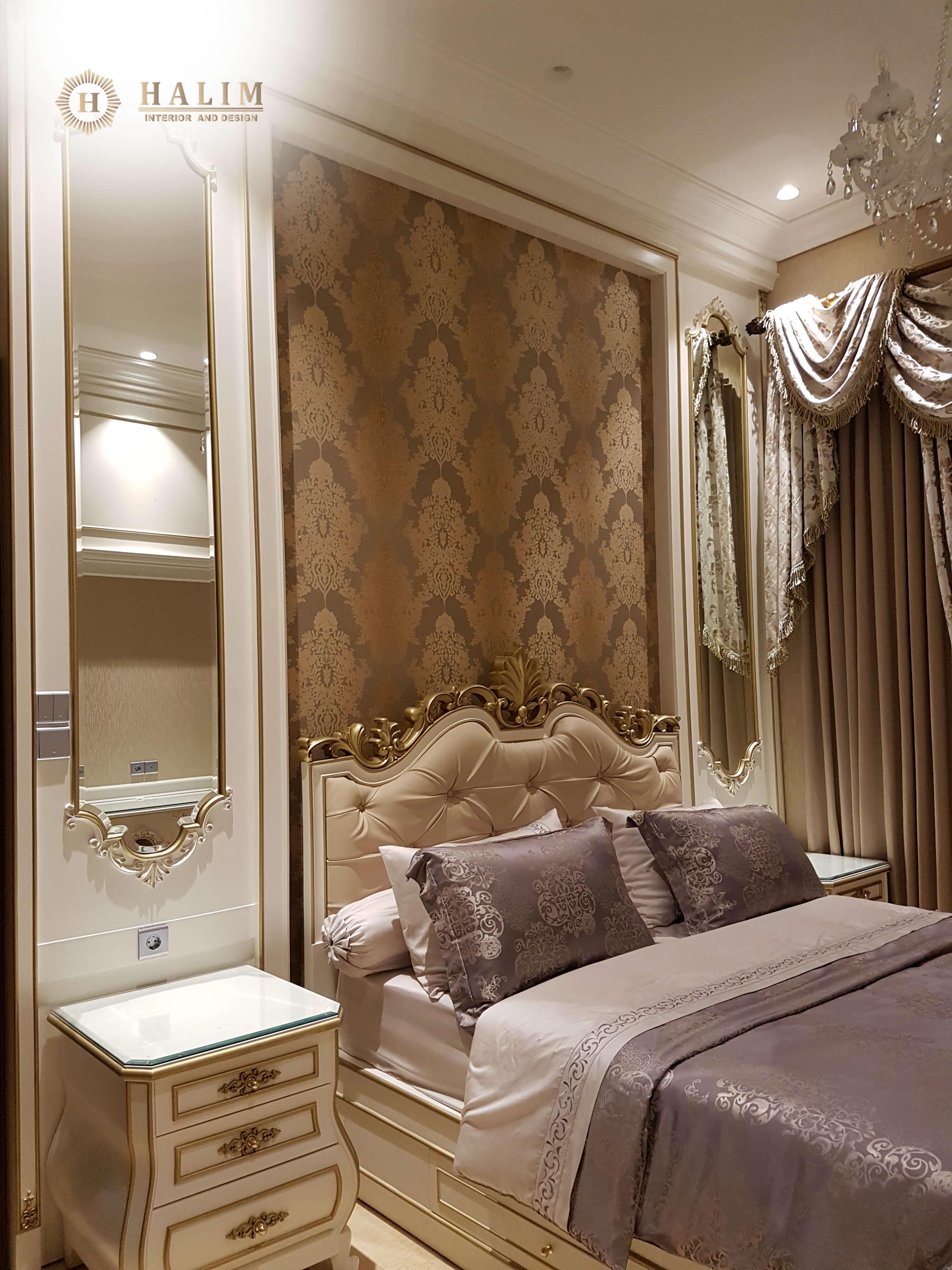 Halim, Interior, modern, furniture, contemporer american style, minimalist, european, classic, surabaya, Taman Hunian Satelit 9. Kamar tamu