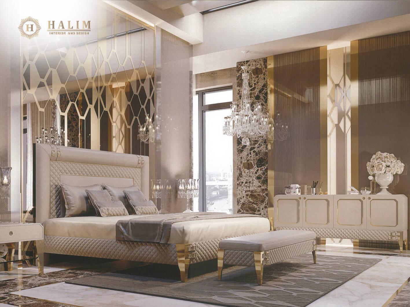 Modern Bed Set Halim Interior And Design Halim Interior Surabaya